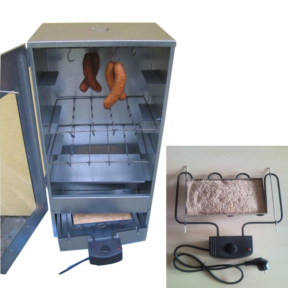 Elektrischer Räucherofen, Räucher, Schrank, Räuchermehl, Test, Räucherofen Kaufempfehlung